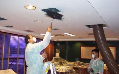 How Does Air Duct Cleaning Work