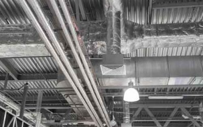 How to Specify Commercial HVAC Duct Cleaning