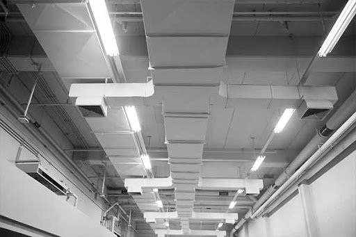 Industrial Air Duct Cleaning Service